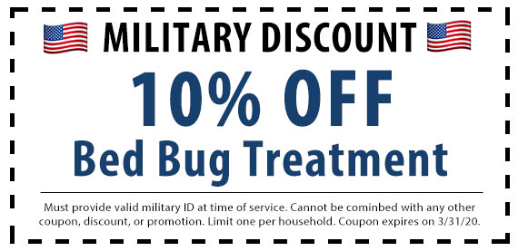 Phoenix Bed Bug Treatment Coupon
