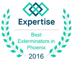 2017 Best Extermiantors in Phoenix